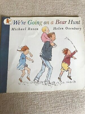 £3 • Buy We're Going On A Bear Hunt By Helen Oxenbury, Michael Rosen (Paperback, 1993) By