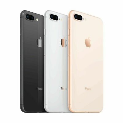 AU334.47 • Buy Apple IPhone 8 Plus Fully Unlocked GSM SmartPhone 64GB 256GB AT&T T-mobile