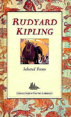 Selected Poems (Collector's Poetry Library) Book, Kipling, Rudyard, Very Good • 1.90£