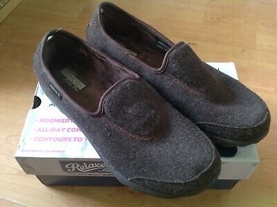 Lovely Ladies/girls Size 8 Chocolate Skechers, New Shop Clearance • 36.99£