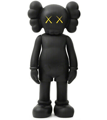 $749.99 • Buy KAWS Companion 400% Open Edition Vinyl Figure Black Limited Edition 2016
