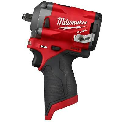 Milwaukee M12 2554-20 12-Volt FUEL 3/8-Inch Stubby Impact Wrench - Bare Tool • 179$