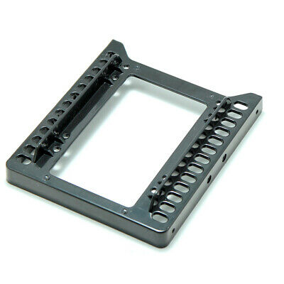 AU8.56 • Buy 2.5  To 3.5  Mount Hard Drive Bracket For PC Black Mini SSD HDD Adapter Durable