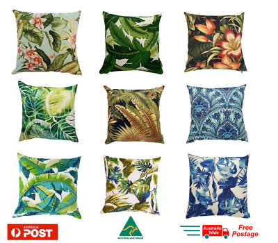 AU45 • Buy Tropical Outdoor Cushions And Pillow Covers *ALL Sizes* Authentic Fabric