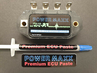 AU29.90 • Buy 75-85  Ford F100  Power Maxx Upgrade Electronic Ignition Module 302 - 351