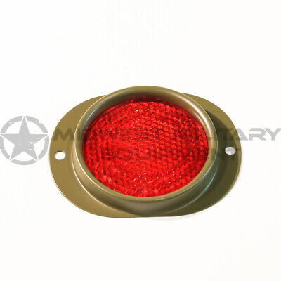 $5.99 • Buy Military Red Reflector M923 M998 M1123 M1078