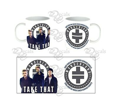 £10 • Buy TAKE THAT - 11 Oz MUG - A GREAT GIFT FOR ANY FAN