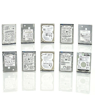 $ CDN127.26 • Buy Lot Of 10 Assorted 2.5  300GB 7200RPM 16MB 3Gbps SATA Laptop Mobile Hard Drive