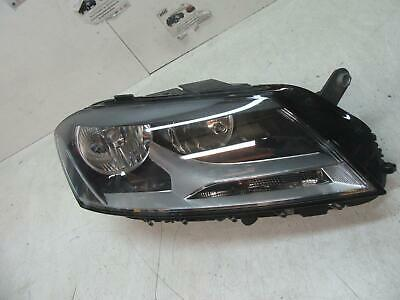 AU150 • Buy Volkswagen Passat Right Headlamp 3c/mk6 B7, Alltrack/sedan/wagon, Halogen Type,