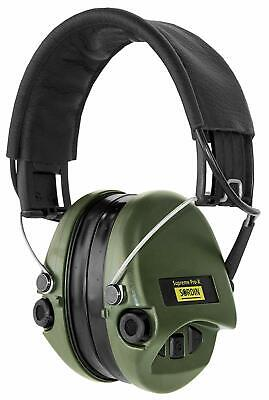 £199.95 • Buy Sordin Supreme 75302-X/L-G Pro X Green Cups Leather Headband GEL Seals Fitted
