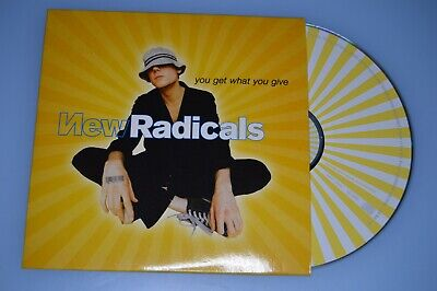 £2.49 • Buy New Radicals – You Get What You Give. CD-Single Radio Promo