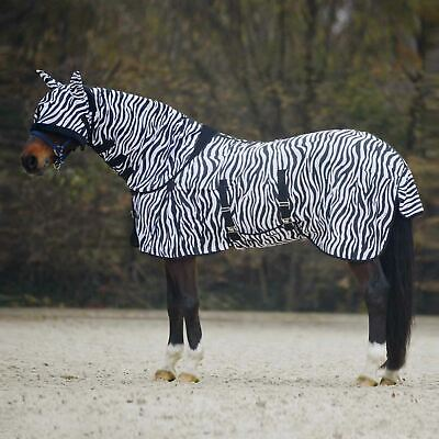 £24.99 • Buy BOH 0g Print Full Fixed Combo Neck Breathable Summer Sheet Mesh Turnout Fly Rug