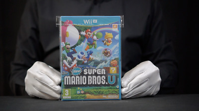 AU91.08 • Buy New Super Mario Bros U Wii U PAL SEALED - 'The Masked Man'