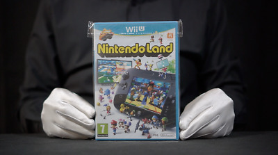 AU45.08 • Buy Nintendo Land Wii U PAL SEALED - 'The Masked Man'
