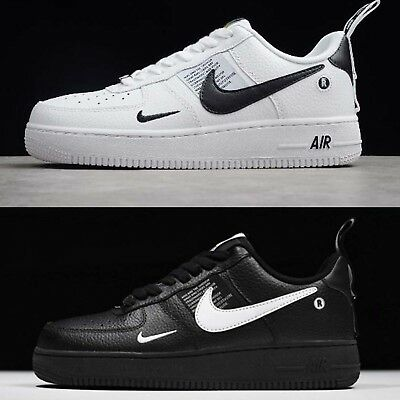 air force 1 donna bianche e nere