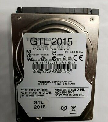 $90 • Buy Golden Tee LIVE Arcade Replacement Hard Drive With 2015 Courses