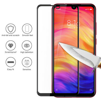 $2.09 • Buy Tempered Glass For Xiomi Xiaomi Mi A3 Lite Screen Protector For Redmi Note 7 Mix