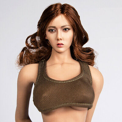 $10.84 • Buy 1/6 Scale Crop Top Tank Top For Enterbay 12in Female Figure Body Accessories