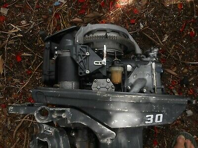 AU1 • Buy Yamaha Outboard Cv 30 Hp  2 Stroke ,electric Start Wrecking ,all Parts Available