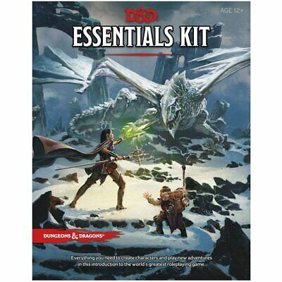 AU34.80 • Buy D&D Dungeons & Dragons Essentials Kit