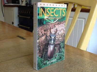 £7.99 • Buy Observers Book Of Insects 1987 Paper Back