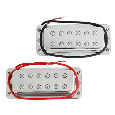 $ CDN27.67 • Buy Humbucker Pickup Double Coil Pickups Set For Gibson LP Electric Guitar Parts