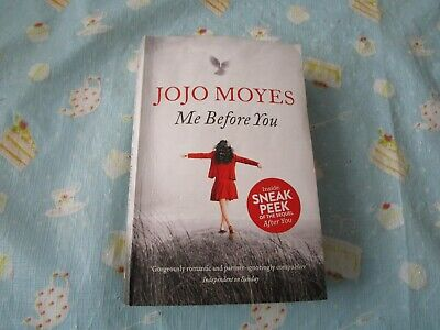 AU6.50 • Buy Me Before You By JoJo Moyes (paperback)