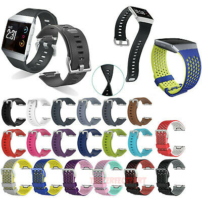 $ CDN4.71 • Buy Replacement Silicone Rubber Classic Band Strap Wristband For Fitbit Ionic Watch