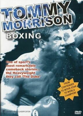 Tommy Morrison Boxing Dvd - Brand New Sealed - All Region! • 4.87£