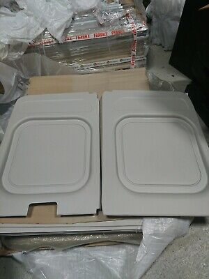 Citroen Relay Motorhome Interior Liner Back Door Panels Covers Trim Converson • 180£
