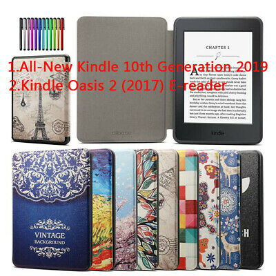 AU13.50 • Buy For Amazon Kindle 10th Gen 2019 Oasis 2 2017 Sleep/Wake Slim Smart Case Cover