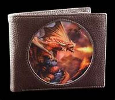 Age Of Dragons Mens Wallet, Fire Dragon Design • 18.99£