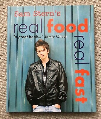 New! Real Food Real Fast By Sam Stern (paperback Book 2006)  Rrp £9.99 • 4.74£