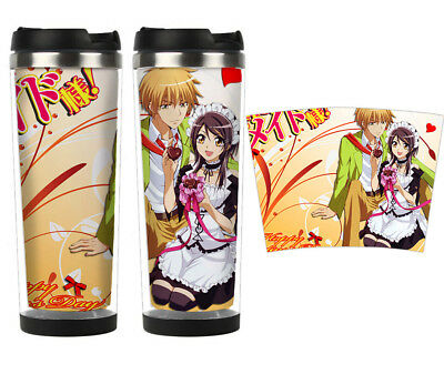 $13.99 • Buy Kaichou Wa Maid-sama! Stainless Steel Inner Thermos Bottle Drinking Cup 400ML