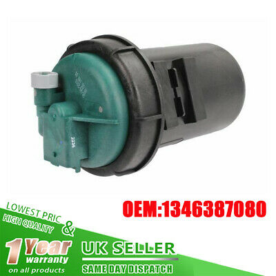 Fuel Filter Housing For Peugeot Boxer Fiat Ducato Citroen Relay 2.2 3.0 • 65.99£
