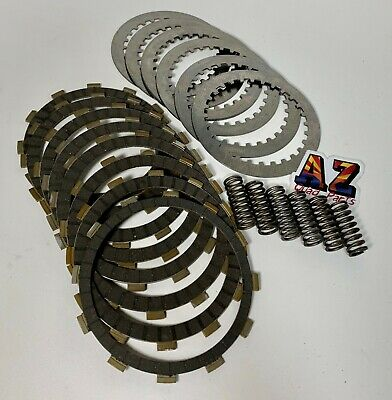 AU70.31 • Buy  AZ Quad Parts Yamaha Banshee YFZ 350 Heavy Duty Steel Fibers Springs Clutch Kit