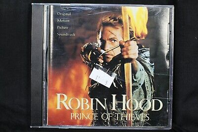Robin Hood: Prince Of Thieves Original Motion Picture Soundtrack Pop Rock (C441 • 8.24£