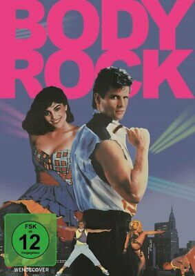 Body Rock - Lorenzo Lamas- Vicki Frederick DVD Region 2 PAL NEW • 10.99£