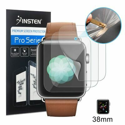 $ CDN4.48 • Buy 3pc TPU Hydrogel Screen Protector For Apple Watch Series 1/2/3/4/5 38/42/40/44mm