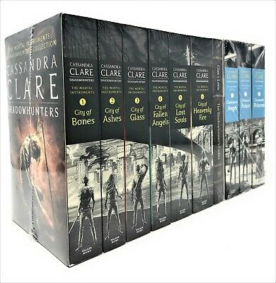 £23.99 • Buy Cassandra Clare Mortal Instruments And Infernal Devices 10 Books Collection Sets