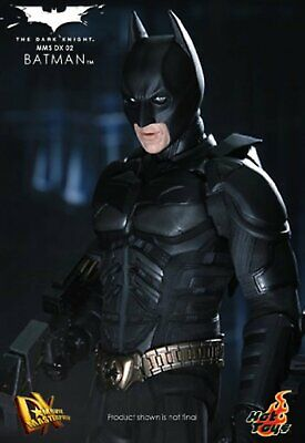 $ CDN878.51 • Buy Movie Masterpiece DX The Dark Knight BATMAN 1/6 Action Figure Hot Toys F/S Track