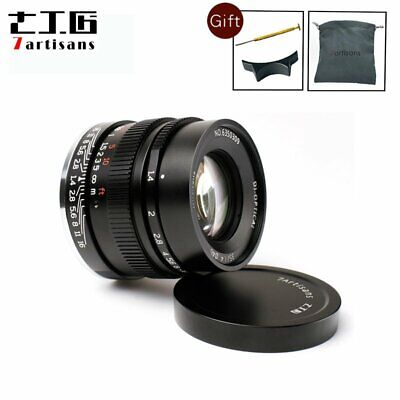 $ CDN271.87 • Buy 7artisans 35mm F1.4 Full Frame Lens For Sony E Mount Cameras A7 A7II A7R A7RII