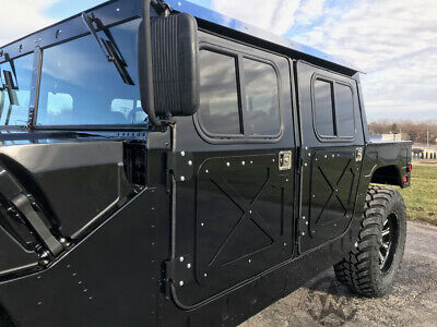 $3274.99 • Buy New Military Humvee Hmmwv Aluminum Hard X Door Kit M998 And Other Variants