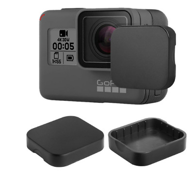$ CDN22.48 • Buy Tempered Glass Screen Camera Lens Hero 7 6 5 Cap Cover Protector GoPro Black