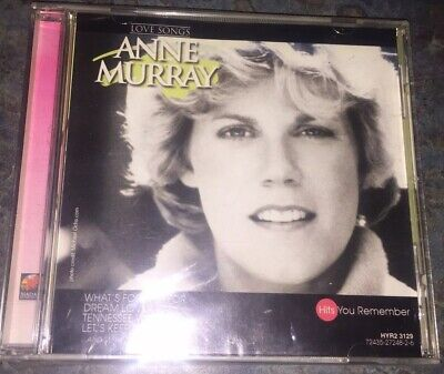 New Sealed Anne Murray Love Songs • 5.98$