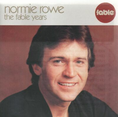 AU19.99 • Buy NORMIE ROWE CD Signed THE FABLE YEARS Rare Exc Cond 12 Tracks 2005