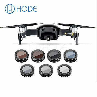 AU45.13 • Buy For DJI MAVIC AIR Multi-functional Lens Filter ND4/8/16 ND32 Accessory UK