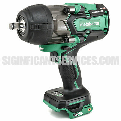 Hitachi Metabo HPT WR36DBQ4M 36V Multivolt Brushless 1/2 In. Impact Wrench • 235.44£