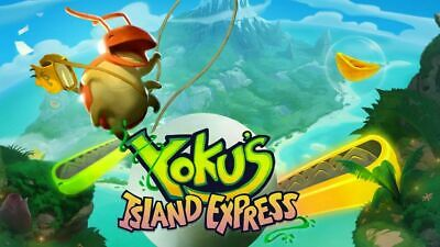AU9 • Buy Yoku's Island Express - STEAM PC GAME - Brand New - STEAM Digital Download Code