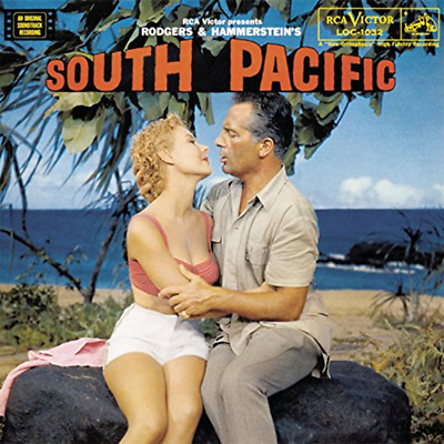Various - South Pacific (CD) (2000) • 3.42£